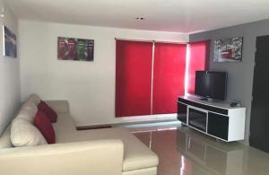 Apartamento Virreyes, Apartmány  San Luis Potosí - big - 8