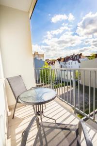 Mieszkanie z balkonem, Апартаменты  Сопот - big - 30