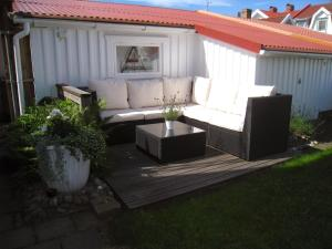 Accommodation for 2 in the center city of Lysekil