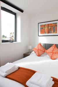 Luxurious Trumpington Townhouse, Apartmány  Cambridge - big - 12