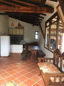 San Alejo, Nyaralók  Villa de Leyva - big - 8