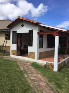 San Alejo, Nyaralók  Villa de Leyva - big - 13