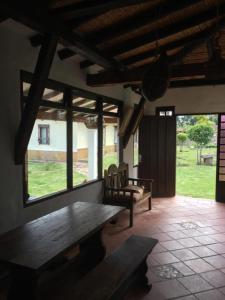 San Alejo, Дома для отпуска  Villa de Leyva - big - 14