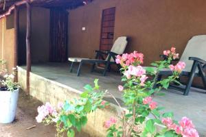 Mereiyans vil Eco Cottage, Vily  Wawinna - big - 16