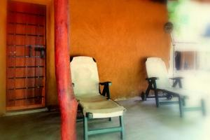 Mereiyans vil Eco Cottage, Vily  Wawinna - big - 17