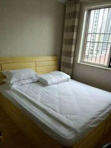 Golden Beach Beer City Apartment, Apartments  Huangdao - big - 1