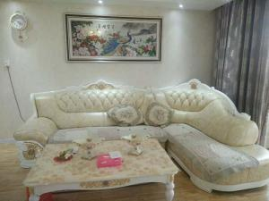 Golden Beach Beer City Apartment, Апартаменты  Huangdao - big - 4