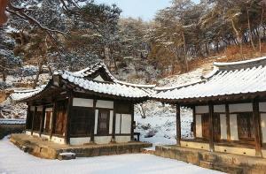 Okyeon Jeongsa, B&B (nocľahy s raňajkami)  Andong - big - 36
