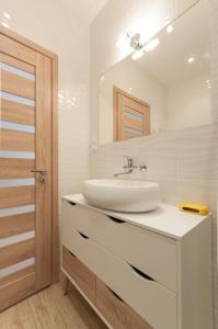 Saules Apartamentai, Apartments  Vilnius - big - 15