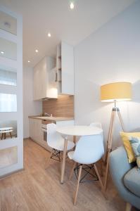 Saules Apartamentai, Apartments  Vilnius - big - 11