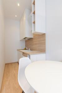 Saules Apartamentai, Apartments  Vilnius - big - 9