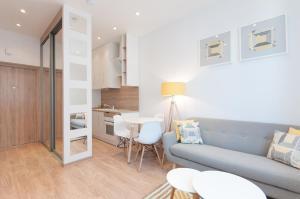 Saules Apartamentai, Apartments  Vilnius - big - 7