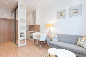 Saules Apartamentai, Апартаменты  Вильнюс - big - 7