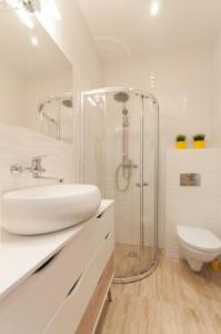 Saules Apartamentai, Apartments  Vilnius - big - 5