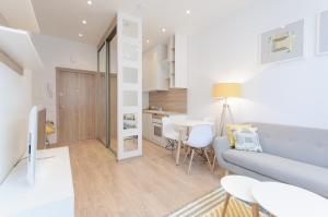 Saules Apartamentai, Apartments  Vilnius - big - 4