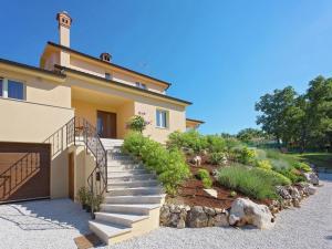 Villa Nona Nina, Villen  Tinjan - big - 36