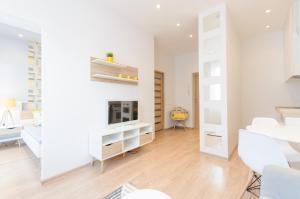 Saules Apartamentai, Apartments  Vilnius - big - 16