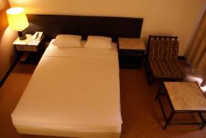 A Picture of Benin Marina Hotel