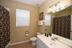 Six-Bedroom Beechfield Villa #77825, Ville  Orlando - big - 28