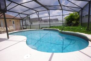 Four-Bedroom Hidden Paradise Villa, Vily  Orlando - big - 3
