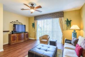 Three-Bedroom TidecreStreetVilla #4004, Villas  Orlando - big - 37