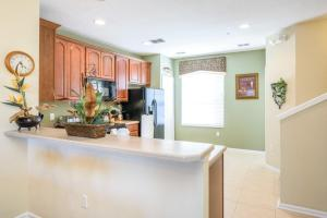 Three-Bedroom TidecreStreetVilla #4004, Vily  Orlando - big - 39