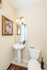 Three-Bedroom TidecreStreetVilla #4004, Villas  Orlando - big - 25