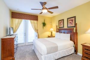 Three-Bedroom TidecreStreetVilla #4004, Villas  Orlando - big - 24