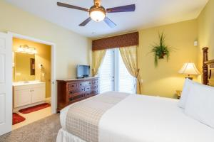 Three-Bedroom TidecreStreetVilla #4004, Vily  Orlando - big - 34