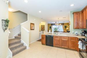 Three-Bedroom TidecreStreetVilla #4004, Villas  Orlando - big - 10