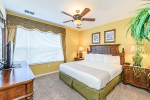 Three-Bedroom TidecreStreetVilla #4004, Vily  Orlando - big - 23