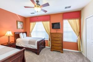 Three-Bedroom TidecreStreetVilla #4004, Villas  Orlando - big - 18