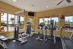 Three-Bedroom TidecreStreetVilla #4004, Villas  Orlando - big - 11