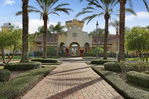 Three-Bedroom TidecreStreetVilla #4004, Villas  Orlando - big - 2