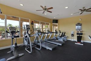 Three-Bedroom TidecreStreetVilla #4004, Villas  Orlando - big - 31