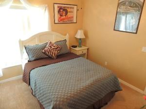 Three-Bedroom Safari Lodge Villa, Villas  Orlando - big - 27