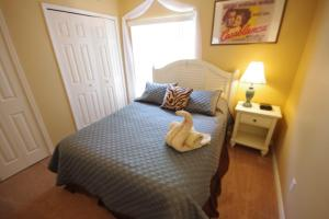 Three-Bedroom Safari Lodge Villa, Villas  Orlando - big - 26