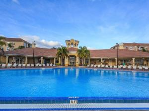 Three-Bedroom Waterside Apartment, Appartamenti  Orlando - big - 28