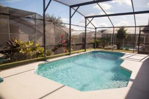 Four-Bedroom Rocco Villa, Vily  Orlando - big - 9