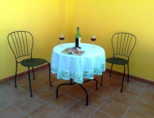 Apartamentos Villa María, Apartmány  Los Llanos de Aridane - big - 38