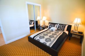 Three-Bedroom Apartment #7468, Apartmanok  Orlando - big - 9