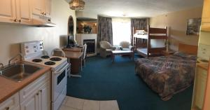 Western Budget Motel #3 Whitecourt, Motels  Whitecourt - big - 7
