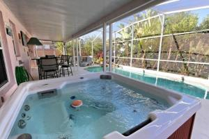 Four-Bedroom Audez Tropical Villa, Ville  Orlando - big - 1