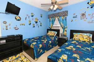 Four-Bedroom Audez Tropical Villa, Vily  Orlando - big - 22