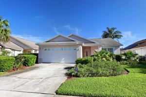 Four-Bedroom Audez Tropical Villa, Vily  Orlando - big - 21