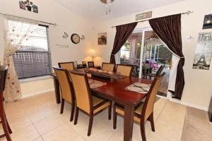 Four-Bedroom Audez Tropical Villa, Vily  Orlando - big - 15