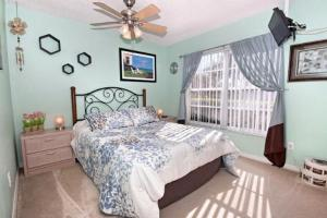 Four-Bedroom Audez Tropical Villa, Vily  Orlando - big - 9
