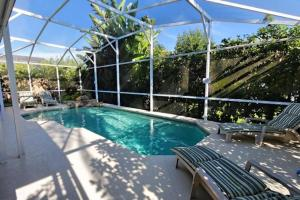 Four-Bedroom Audez Tropical Villa, Vily  Orlando - big - 23