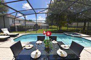 Five-Bedroom Comrow Villa #7742, Vily  Orlando - big - 25