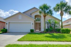 Four-Bedroom Palm Villa #8524 - Kissimmee